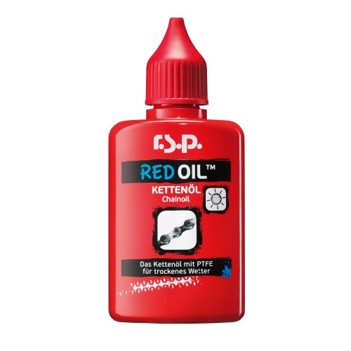 r.s.p. Red Oil 50ml
