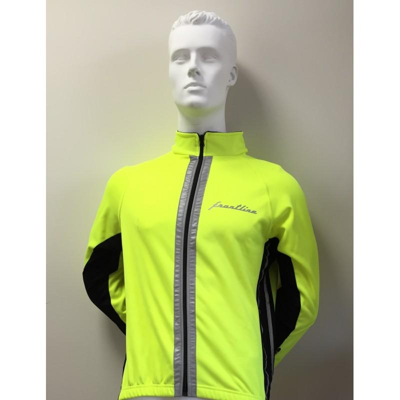 Frontline Fluro Softshell Jacket