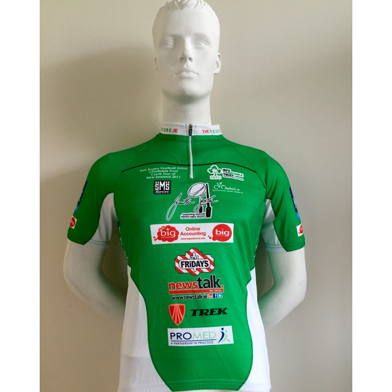 Santini IRFU Special Edition S/S Jersey