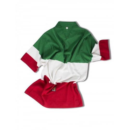 Santini Eroica Italia Wool S/S Jersey