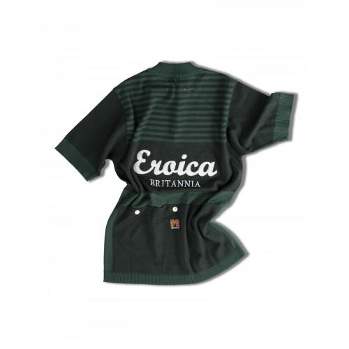 Santini Eroica Britannia Wool S/S Jersey