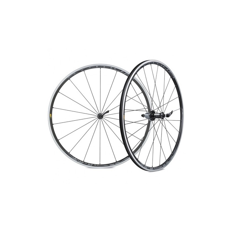 MICHE Syntium Axy Wheelset
