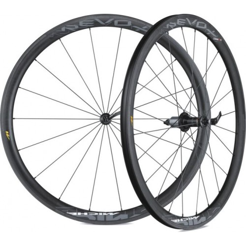 MICHE REVOX Clincher Carbon Wheelset