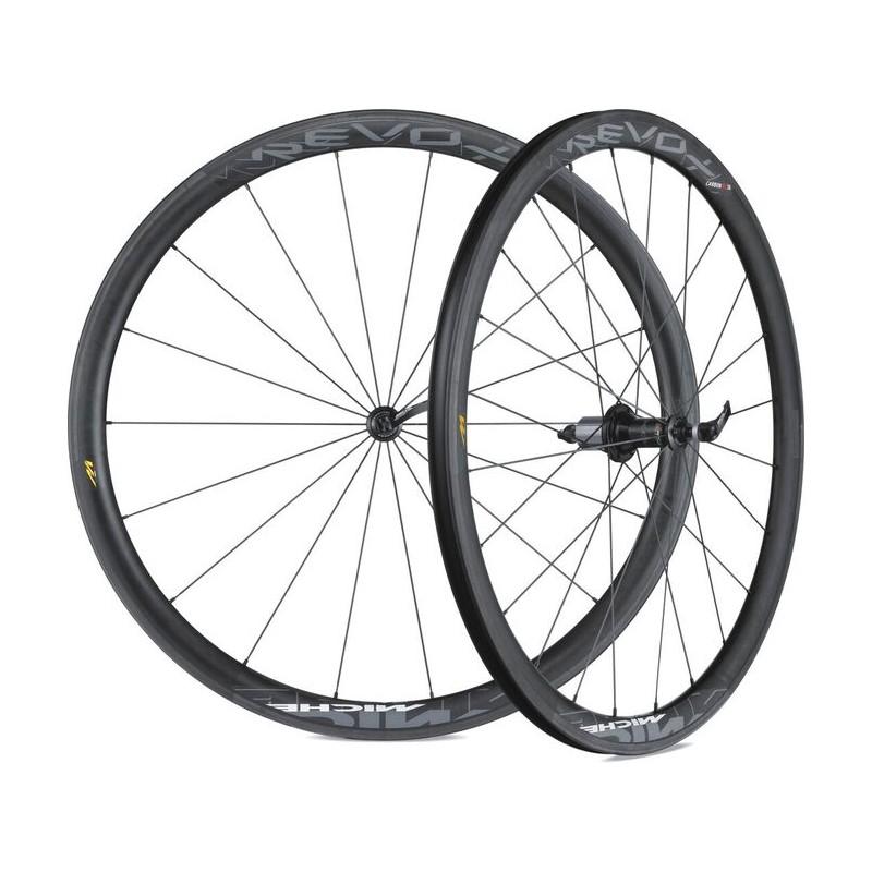 MICHE REVOX Clincher Carbon Wheelset