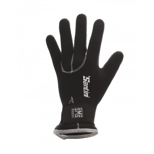 Santini Neoprene Winter Glove