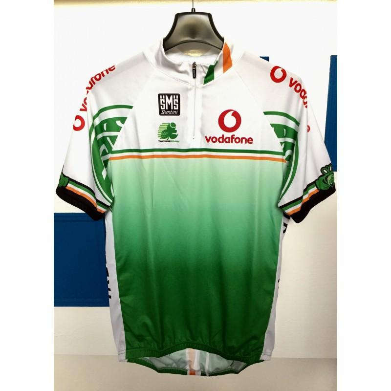 Santini Triathlon Ireland S/S Jersey