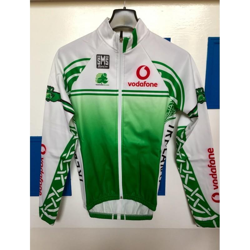 Santini Triathlon Ireland L/S Jersey