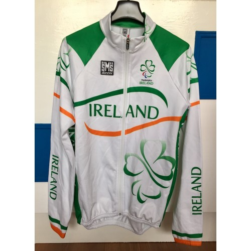 Santini Paralympics Ireland L/S Jersey
