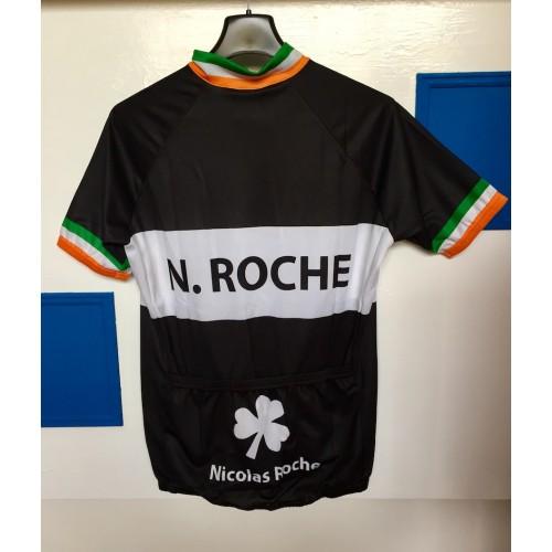 Santini Nico Roche S/S Jersey Special Edition