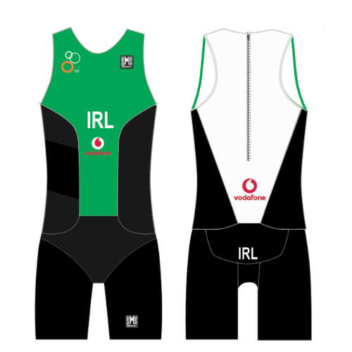 Santini Triathlon Ireland TRI Suit MEN