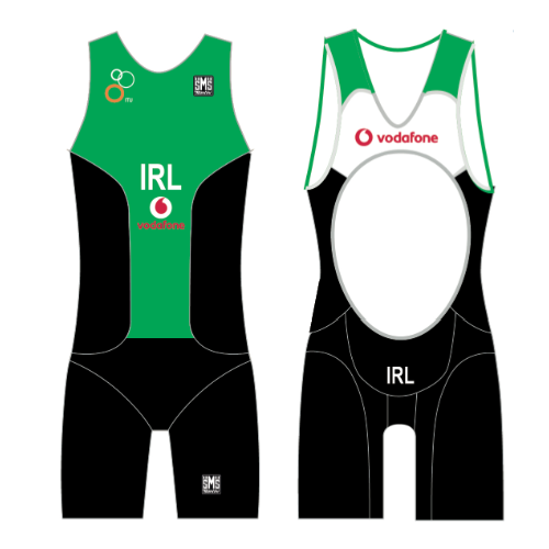 Santini Triathlon Ireland TRI Suit WOMEN