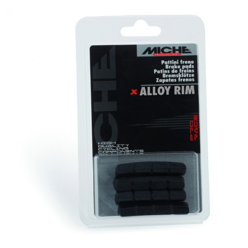 Miche Brake Pads for Alu Rims SH 4pc
