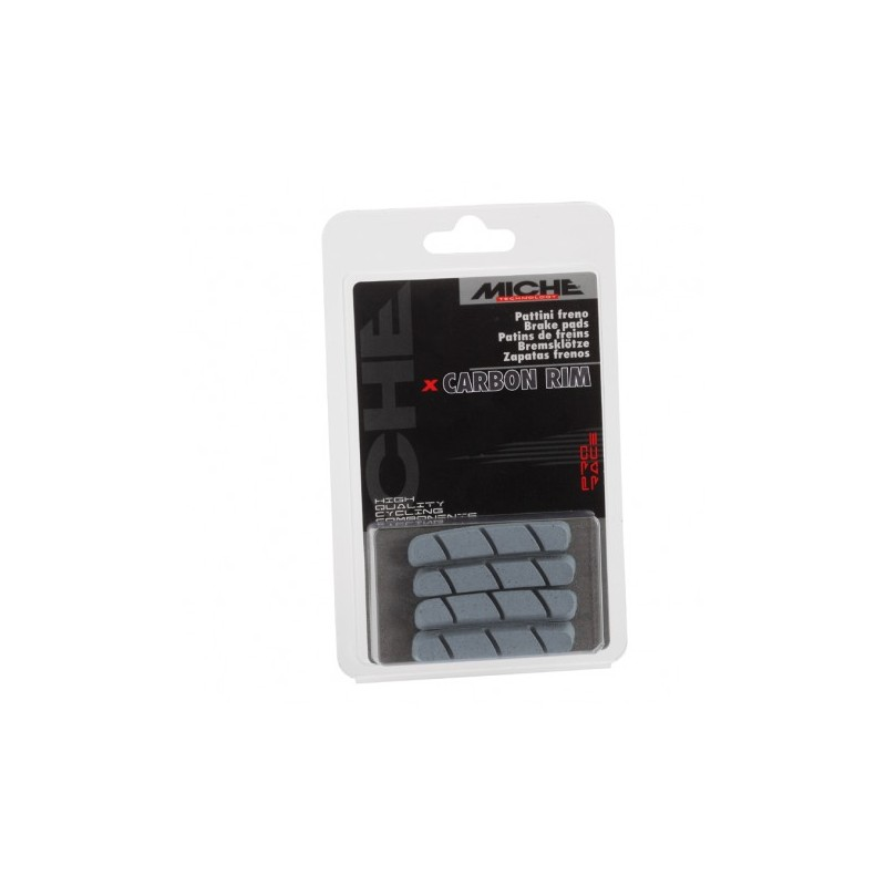 Miche Brake Pads for Carbon Rims SH 4pc
